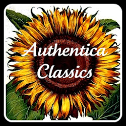 FOLLOW AUTHENTICA CLASSICS ON FACEBOOK TOO!