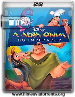 A Nova Onda do Imperador Torrent - DVDRip