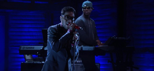 "Cudi WZRD   ""Teleport 2 Me"" Live On Conan (Video)"