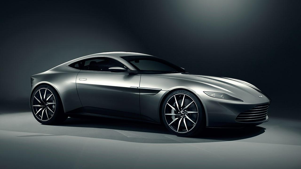 Aston Martin DB10 - Bond Car