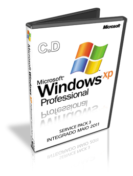 Download Windows XP Professional SP3 Integrado Maio 2011