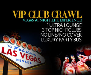 Vegas VIP Club Crawl VegasOnDemand.com