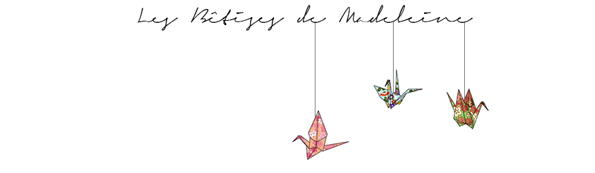 Les bêtises de Madeleine