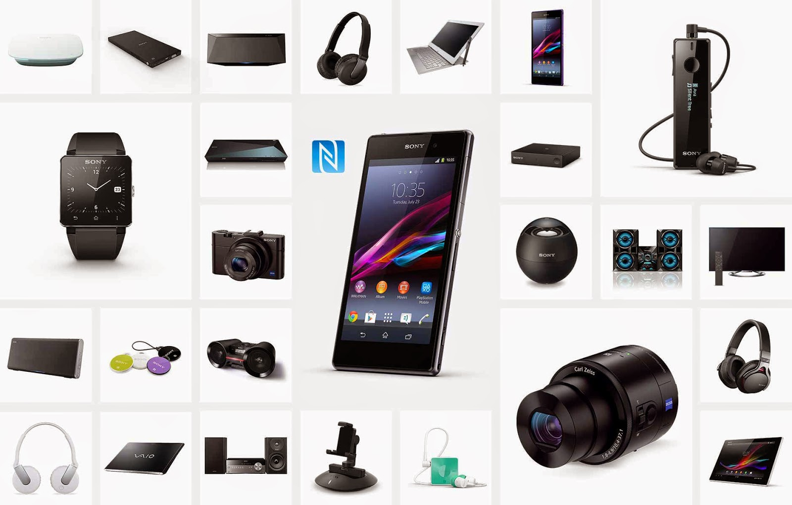 Cep Telefonu Aksesuar Marketi: Sony Cep Telefonu Aksesuarları