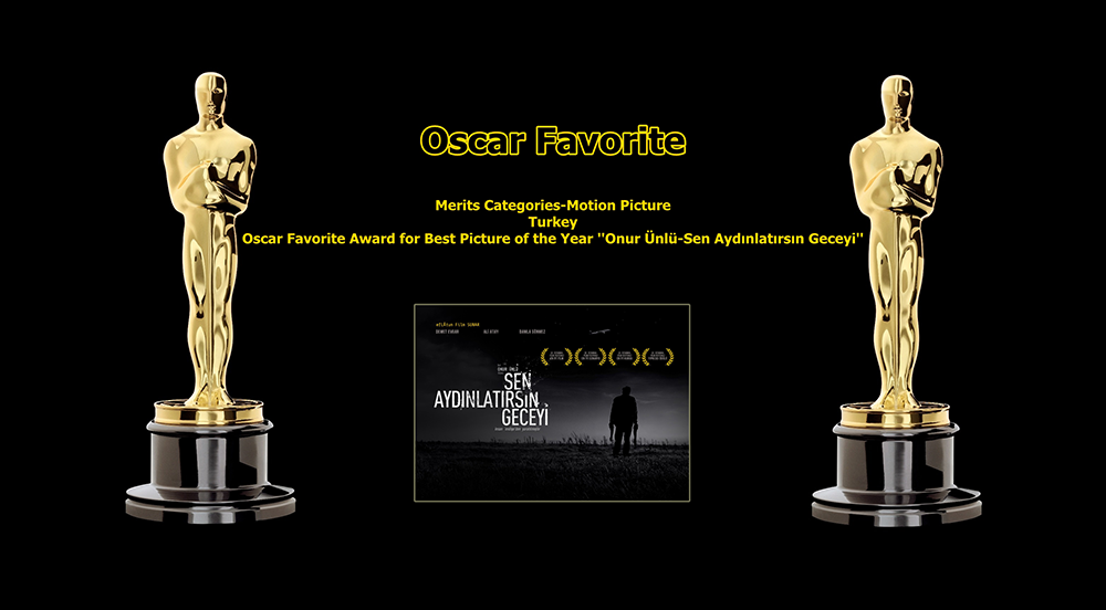 oscar favorite best picture of the year turkey award sen aydinlatirsin geceyi