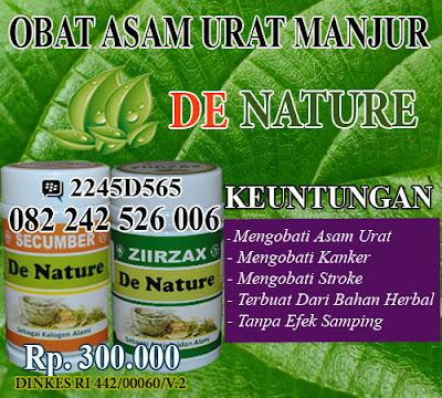obat herbal asam urat dan encok manjur