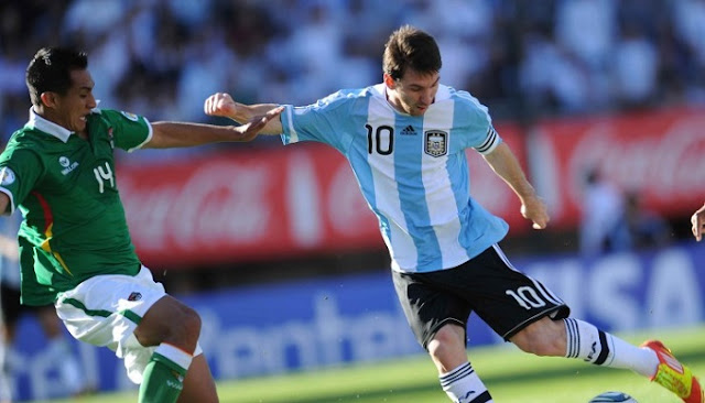 Argentina vs Bolivia en vivo
