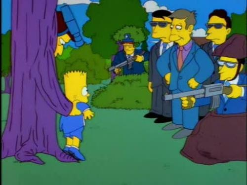 Castle vardulon more from the bart 39 s girlfriend episode - Bart simpson nu ...