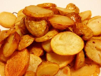 jersey royal fries