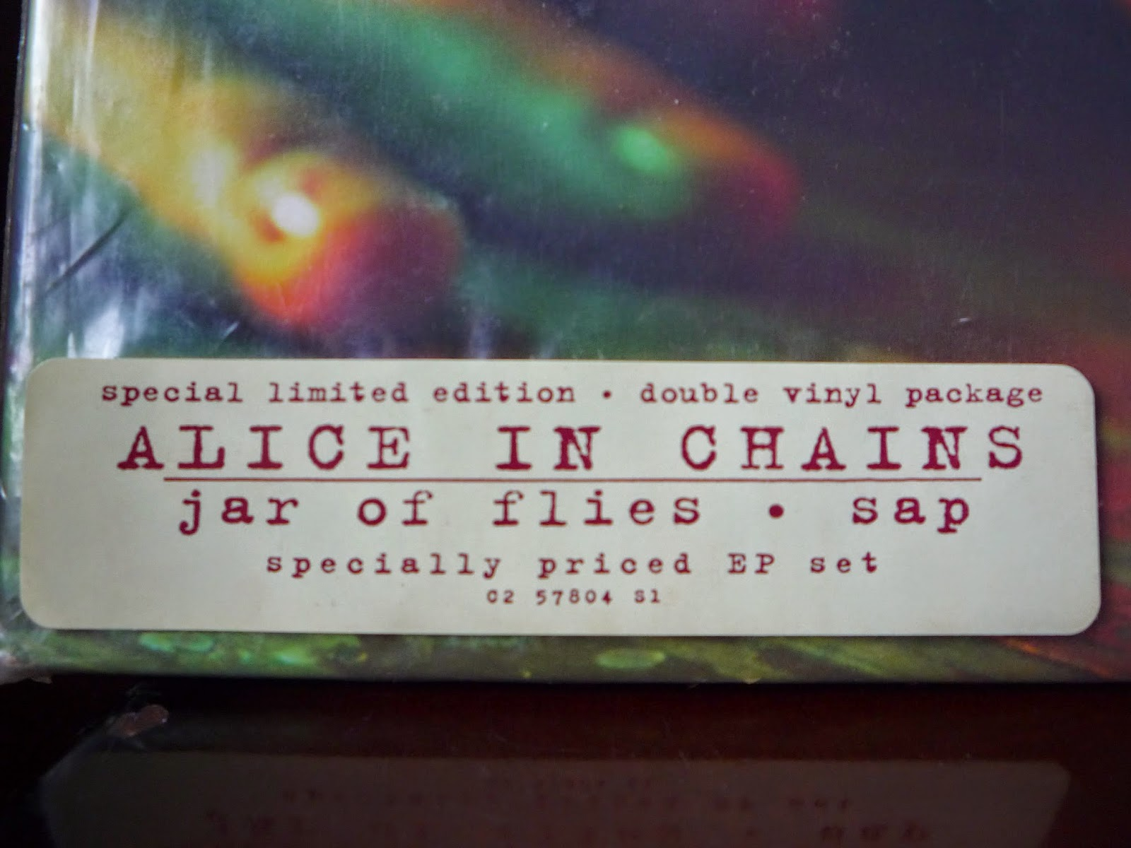 Alice In Chains- I Stay Away lyrics- Jar of Flies EP - YouTube