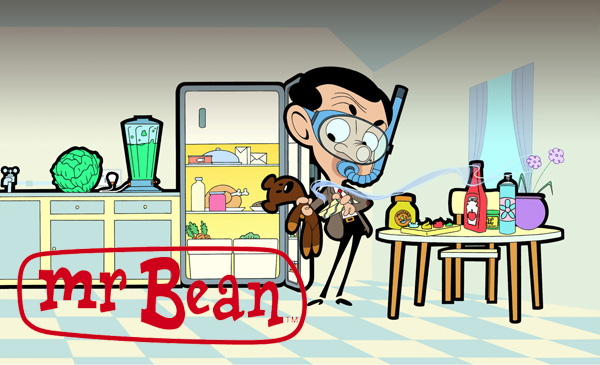 Regresa-MR-Bean-ahora-caricatura
