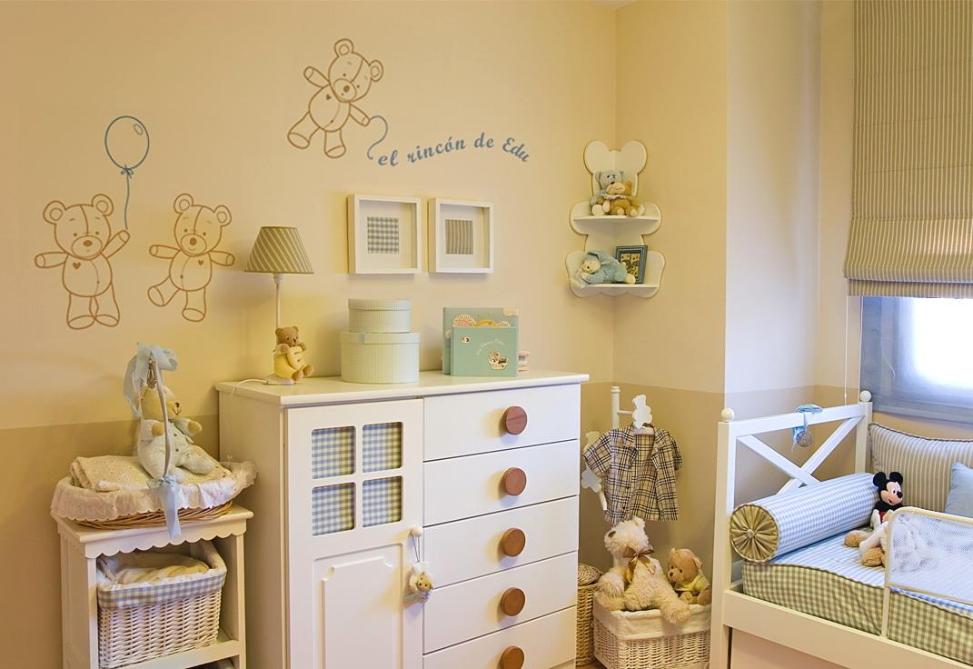 Cantinho da decora o e do artesanato inspire se para - Ideas habitaciones bebe ...