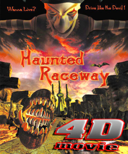  ng ua Ma Qui 4d -  Haunted Raceway