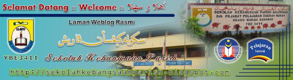Sekolah Kebangsaan Parish, Balingian