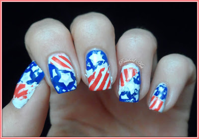 4th-July-manicure-nails-Born-Pretty-Store-stamper-stamping