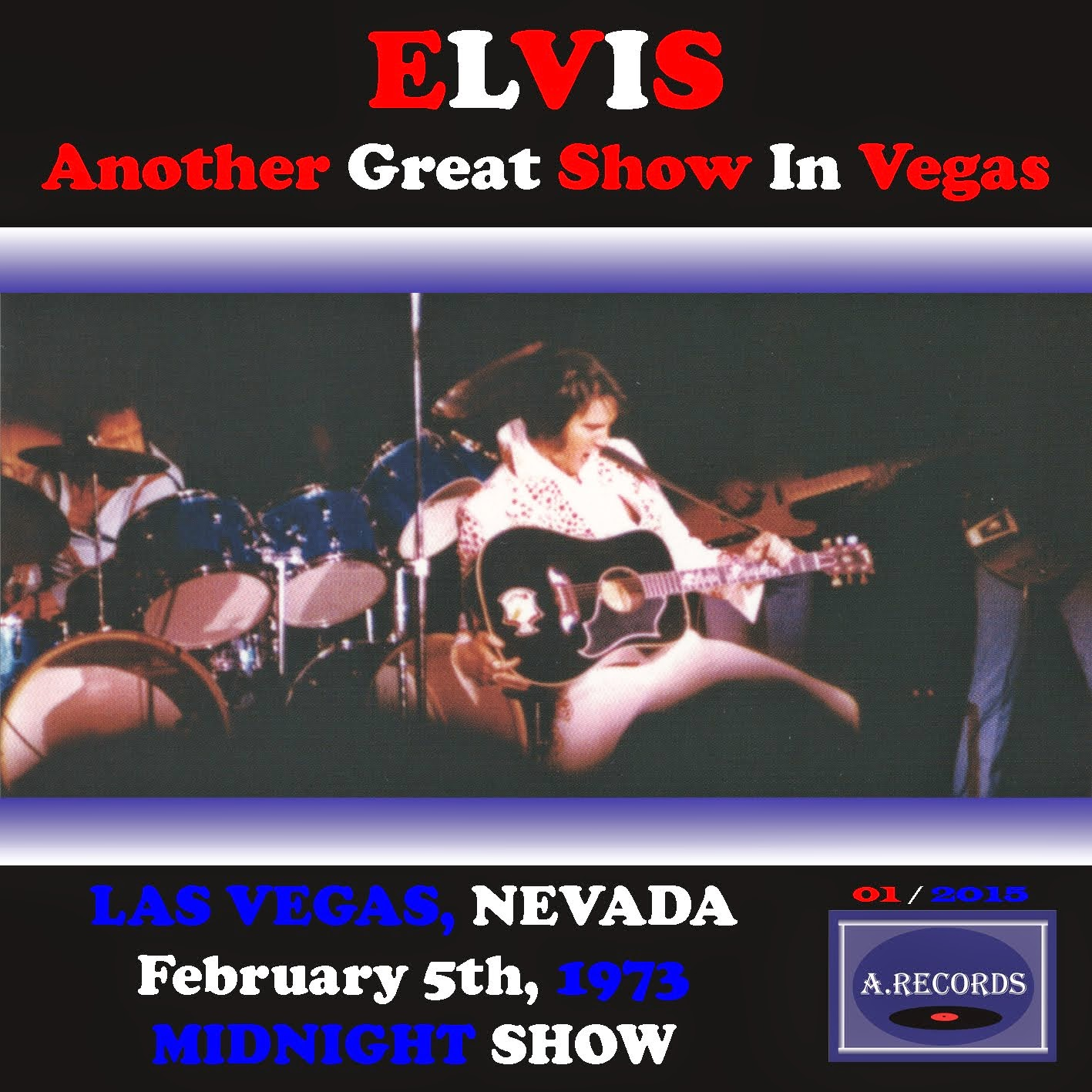 Another Great Show In Vegas (January 2015)