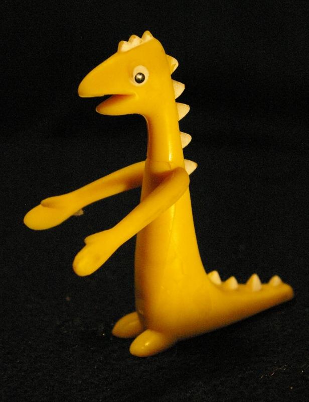 Action Figure Adventures: Prickle - Gumby