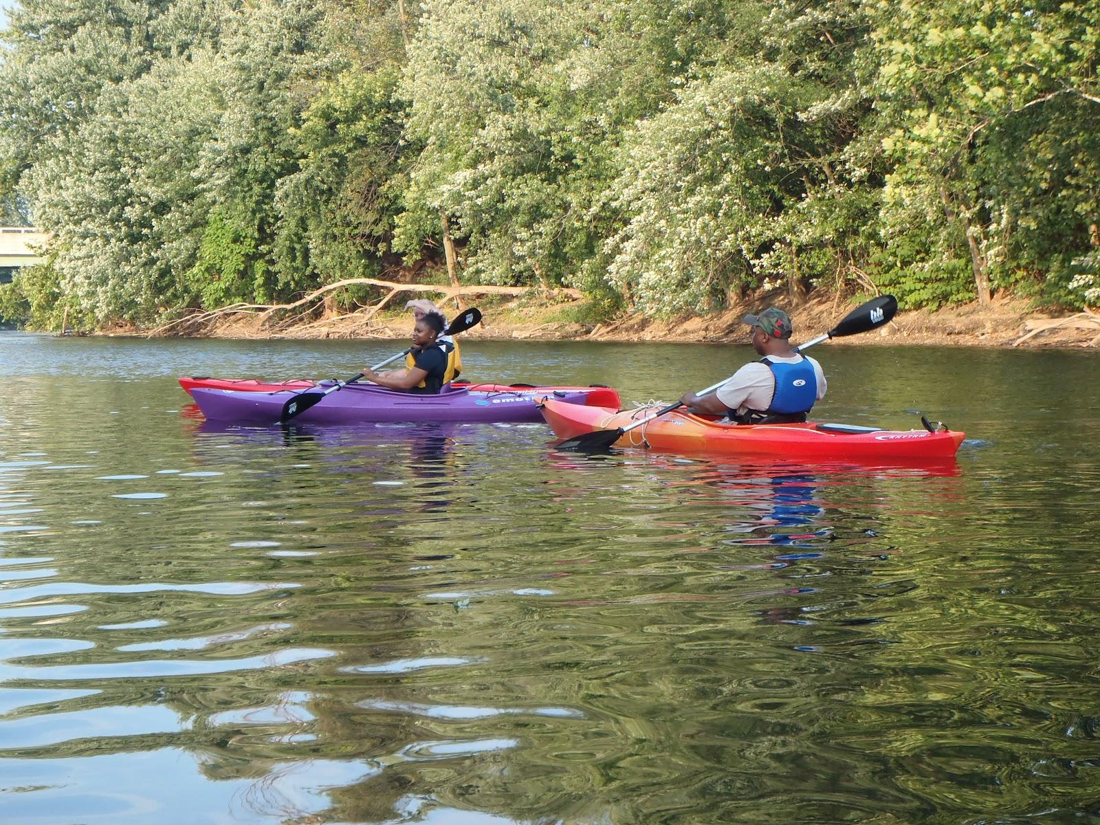 John 39 s kayak july 2012 for Passaic river fishing