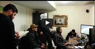 Video harlem shake versi muslim