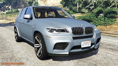 Baixar carro BMW X5 M (E70) 2013 v1.01 Para GTA V