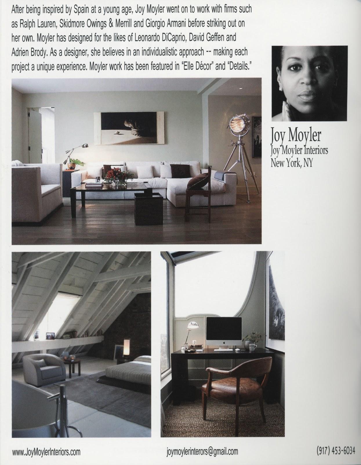 Hautezone African American Top 20 Interior Designers