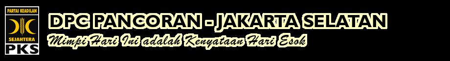 PKS DPC Pancoran - Jakarta Selatan