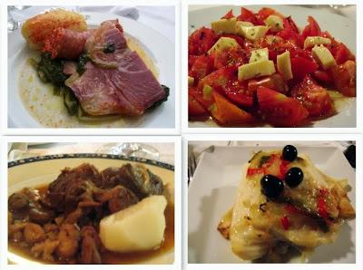 Gastronomía Ribeira Sacra.