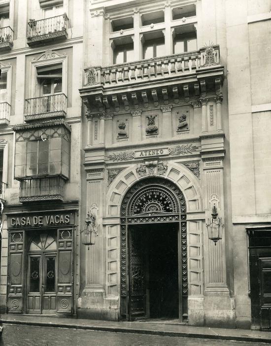 Antiguos caf s de madrid y otras cosas de la villa de for Calle del prado 9 madrid espana