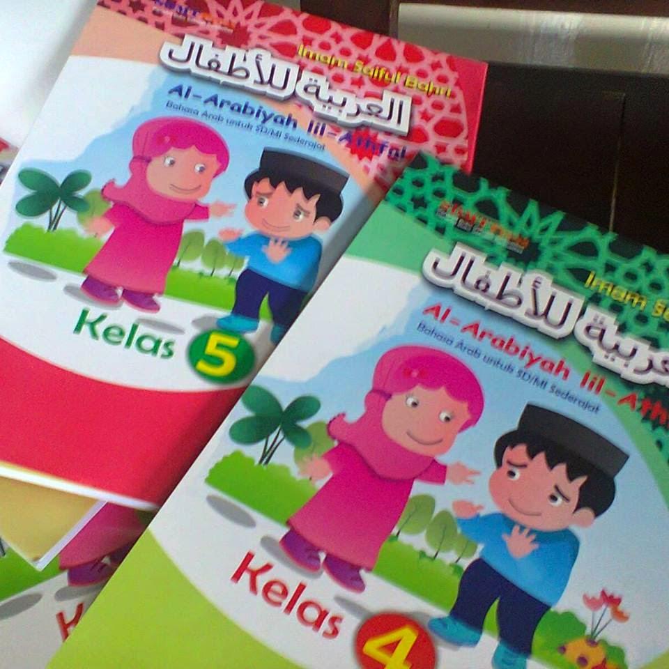 Buku Paket Bahasa Arab