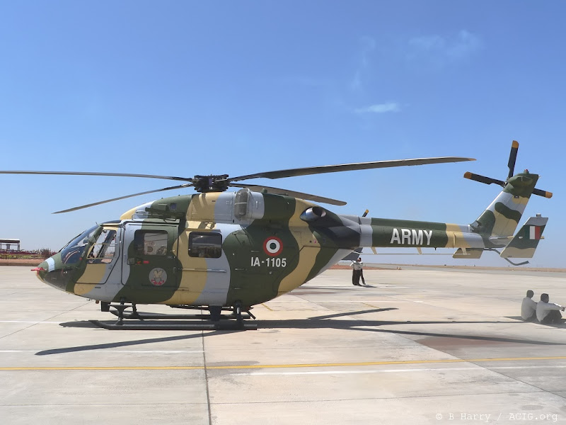 HAL Dhruv Advanced Light Helicopter