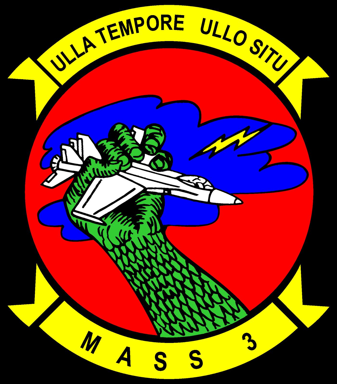 MASS-3 Squadron Insignia