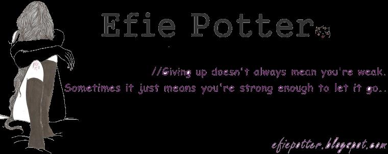 Efie Potter.
