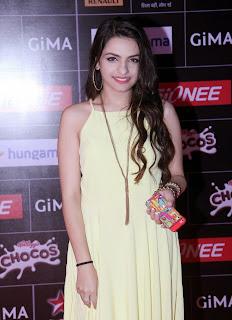 Bollywood Actress Celebrities Pictures at GIMA Awards Red Carpet 5