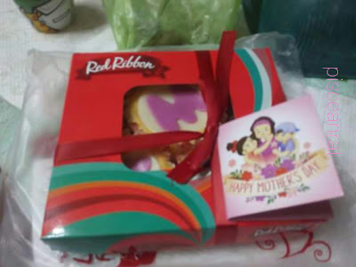 cake philippines, red ribbon philippines, red ribbon mother's day,