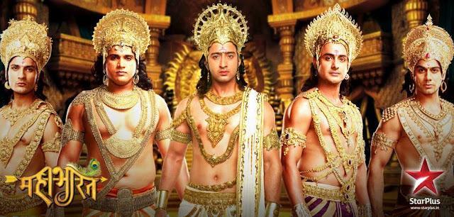 mahabharata antv, mahabharata, pandawa, arjuna