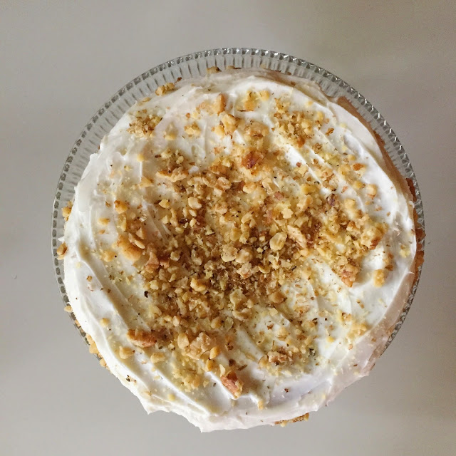 carrot cake, recipe, dessert, mother's day