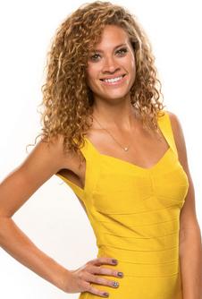 Big Brother 16 Cast Amber Borzotra