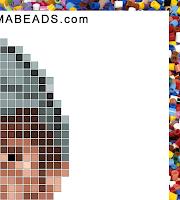 hama beads plantillas