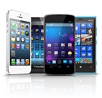 Die Smartphone App