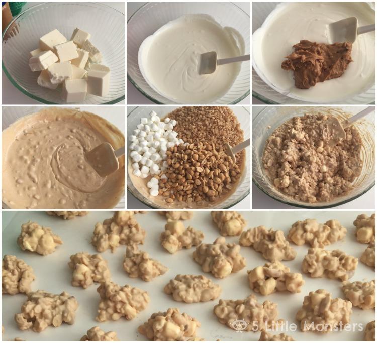 How to make Almond Bark Candy for Christmas