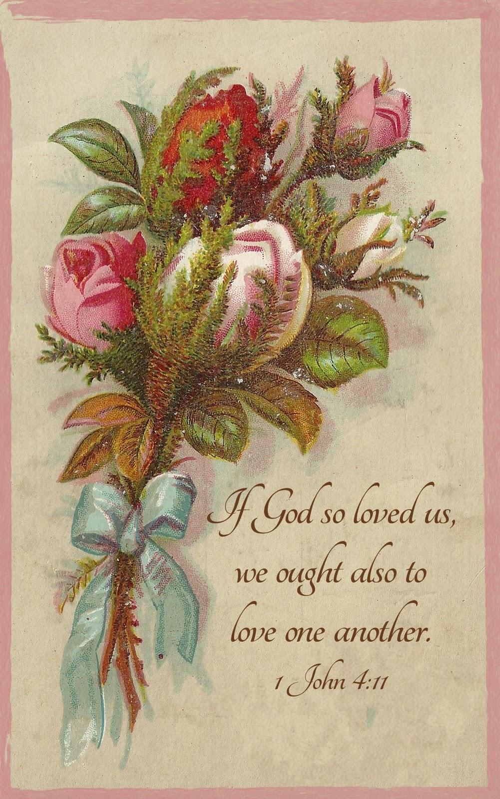 Little Birdie Blessings Scripture Thursday Love One