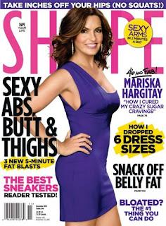 Mariska Hargitay Magazine Cover Pictures