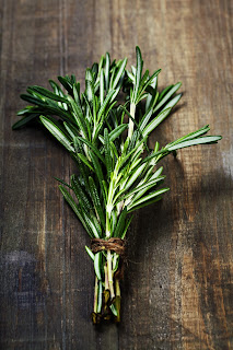 Rosemary oil stimulates blood flow.