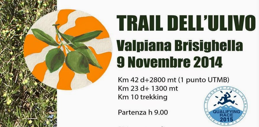 Trail dell'Ulivo
