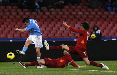Napoli 1 - 3 AS Roma (2)
