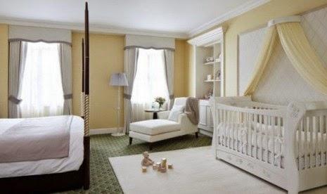 Memanfaatkan Ruang dan Tips Keselamatan Perabot Bayi