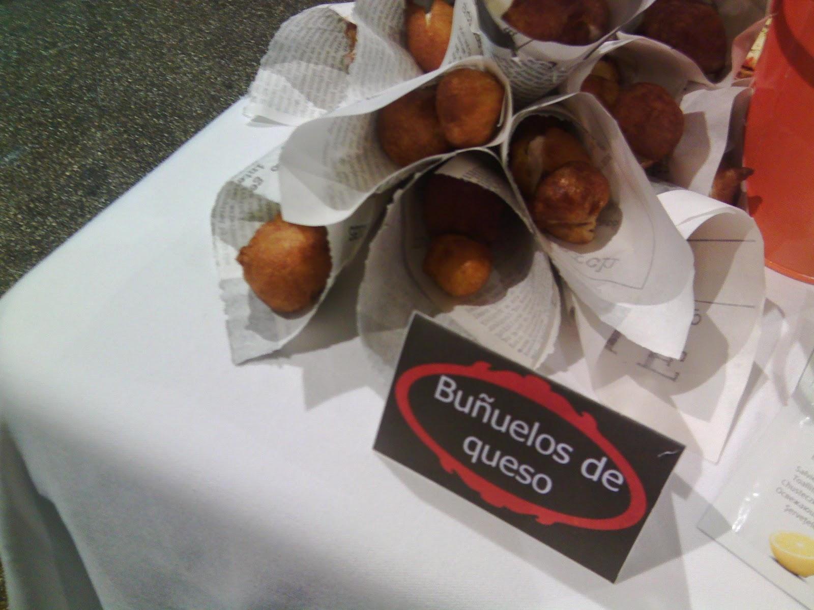 Buñuelos de Foie