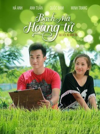 Bach Ma Hoang Tu VTV3 2015 poster