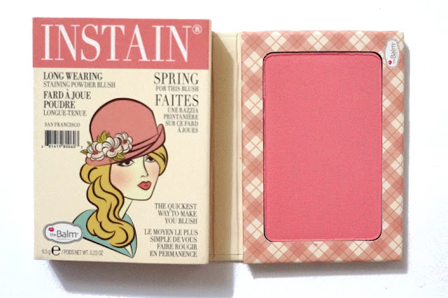 theBalm Instain 6.5g in Argyle (Petal Pink)