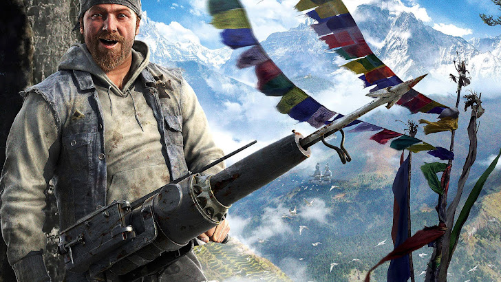 Far Cry 4 Game 01